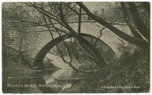Brookly Bridge, Solider, Kansas - Page