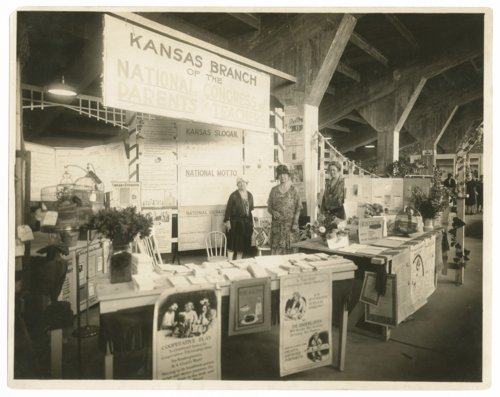 Kansas Branch of the National Congress of Parents and Teachers, Topeka, Kansas - Page