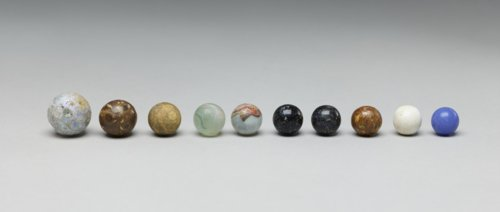 Marbles from the Adair Cabin, 14MM327 - Page