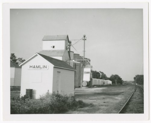 Union Pacific Railroad Company's box depot, Hamiln, Kansas - Page