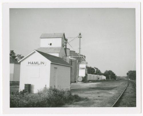 Union Pacific Railroad Company's box depot, Hamiln, Kansas - Page