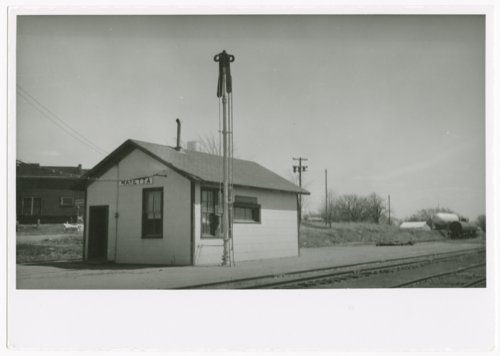 Chicago, Rock Island & Pacific Railroad depot, Mayetta, Kansas - Page