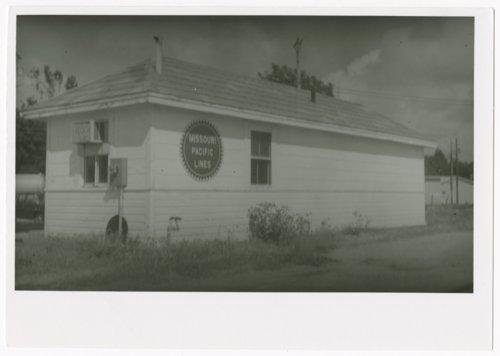 Missouri Pacific Railroad depot, Hesston, Kansas - Page