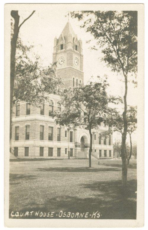 Osborne County, Kansas, courthouse - Page