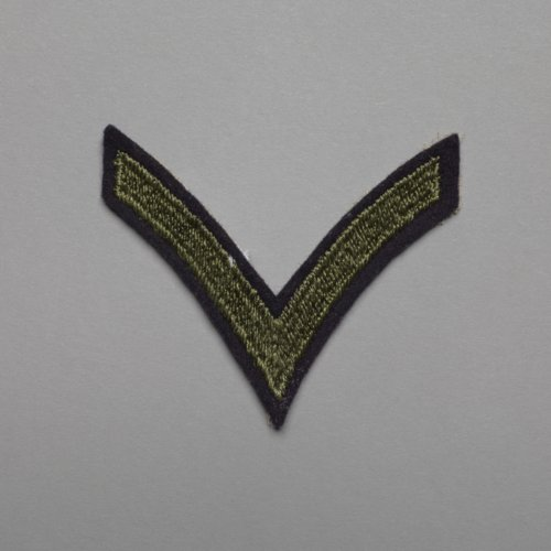 Army Private First Class stripe patch - Page