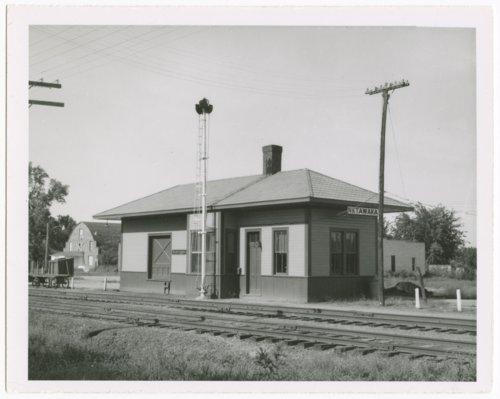 Missouri Pacific Railroad depot, Netawaka, Kansas - Page
