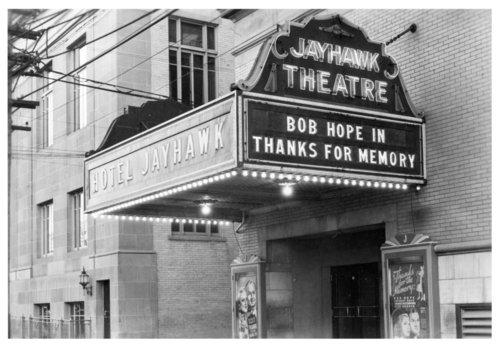 Jayhawk Theater, Topeka, Kansas - Page