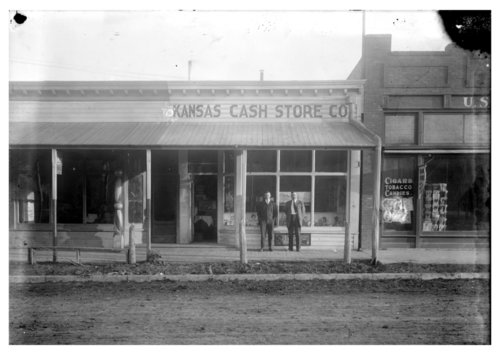 Kansas Cash Store Co. - Page