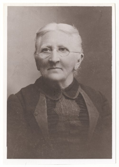 Anna Olive Boucher Bassett photograph - Page