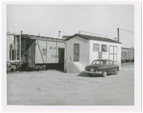 Missouri-Kansas-Texas Railroad depot, Paola, Kansas - Page