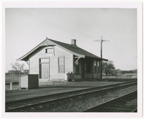 Missouri Pacific Railroad depot, Bigelow, Kansas - Page