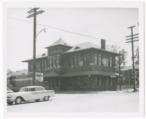 Missouri Pacific Railroad depot, Fort Scott, Kansas - Page