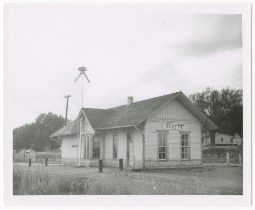 Union Pacific Railroad Company depot, Beattie, Kansas - Page