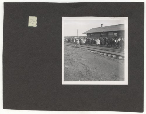 Missouri Pacific Railroad depot, Cawker City, Kansas - Page