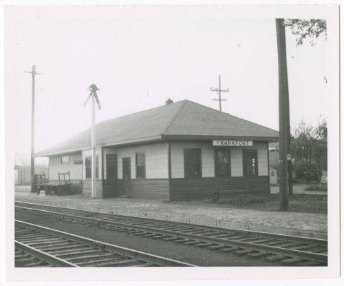 Missouri Pacific Railroad depot, Frankfort, Kansas - Page