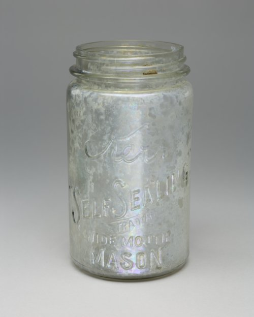Kerr Canning Jar from the Thomas Johnson/Henry Williams Dugout Site, 14GH102 - Page