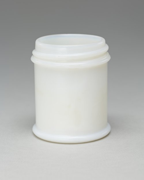 Mentholatum Jar from the Thomas Johnson,Henry Williams Dugout Site, 14GH102 - Page