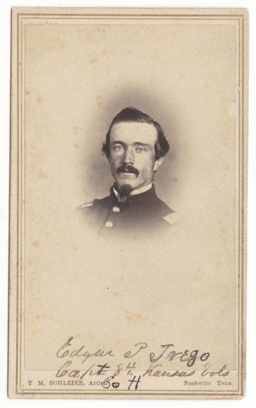 Edgar P. Trego - Page