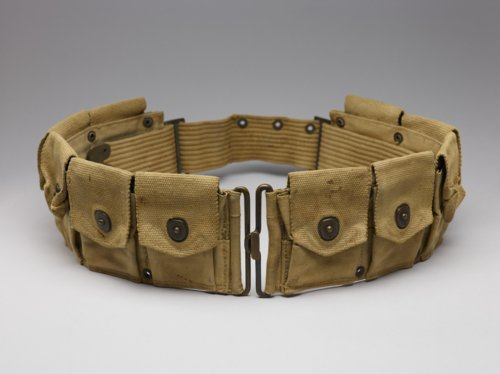 Army cartridge belt - Page