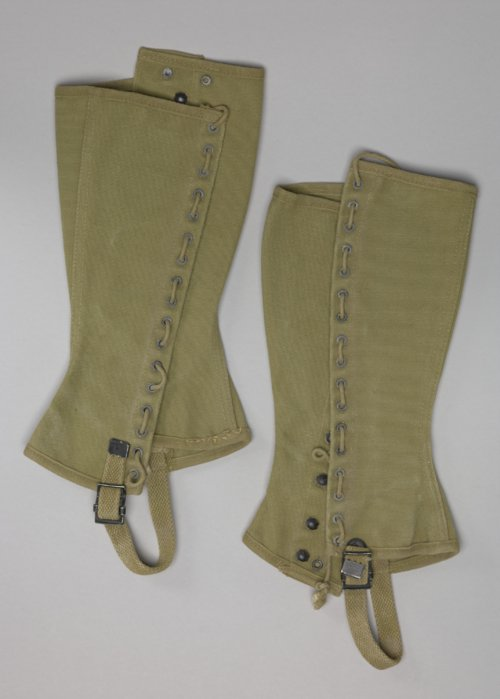 Army leggings - Page