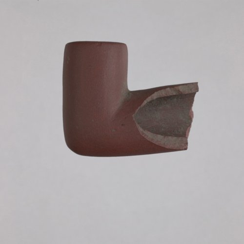 Pipestone Elbow Pipe from the Saxman Site, 14RC301 - Page