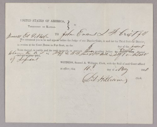 United States versus B. F. Dare, Lucien F. Hill for forfeited recognizance - Page