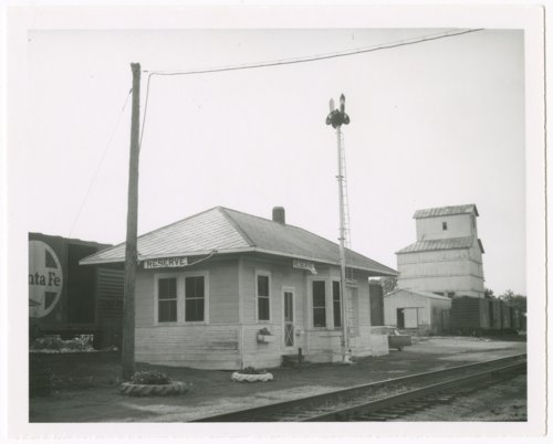 Missouri Pacific Railroad depot, Reserve, Kansas - Page