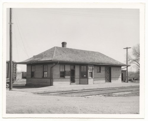 St. Louis-San Francisco Railway depot, Ellsworth, Kansas - Page