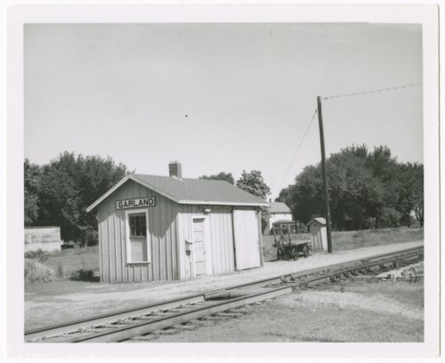St. Louis-San Francisco Railway box depot, Garland, Kansas - Page