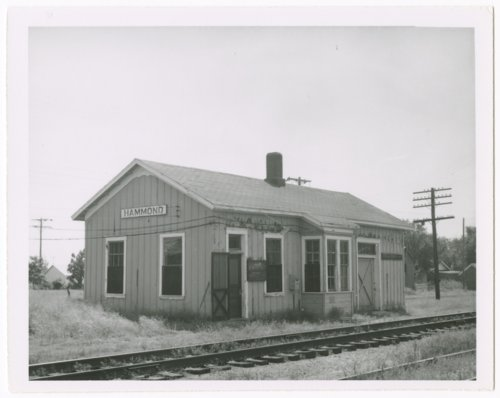St. Louis-San Francisco Railway depot, Hammond, Kansas - Page