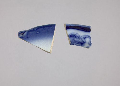 Flow Blue Dishes from the Plowboy Site, 14SH372 - Page