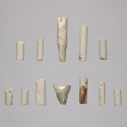 Trade Pipe Fragments from the Plowboy Site, 14SH372 - Page