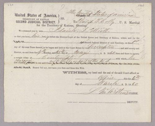 United States versus Isaiah D. Elliott for contempt - Page