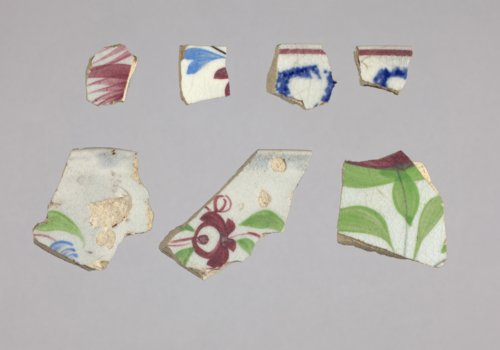 Hand Painted Dishes from the Plowboy Site, 14SH372 - Page
