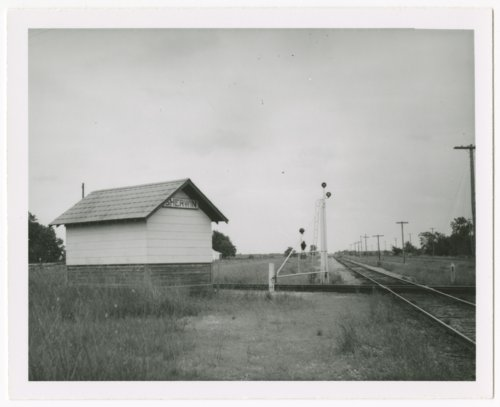 St. Louis-San Francisco Railway box depot, Sherwin, Kansas - Page