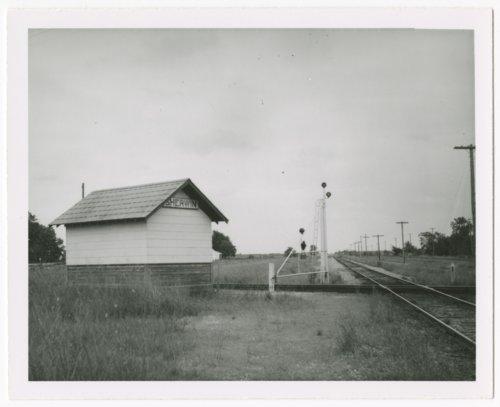 St. Louis-San Francisco Railway box depot, Sherwin, Kansas - Page