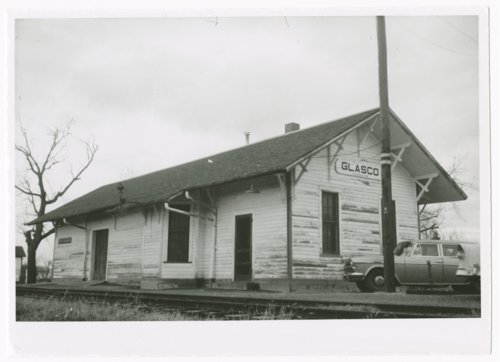 Union Pacific Railroad Company depot, Glasco, Kansas - Page