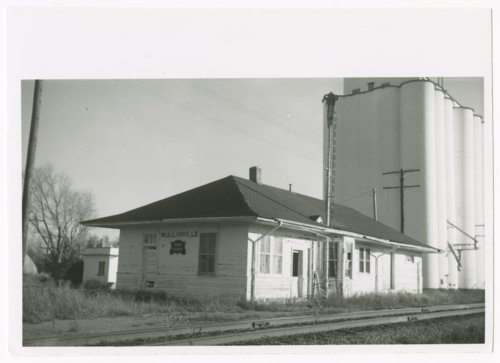 Chicago, Rock Island & Pacific Railroad depot, Mullinville, Kansas - Page