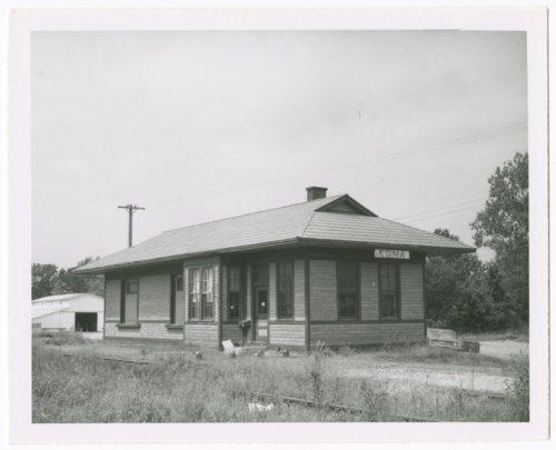 Missouri Pacific Railroad depot, Edna, Kansas - Page