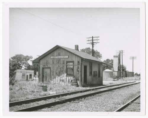 Missouri-Kansas-Texas depot, Labette, Kansas - Page