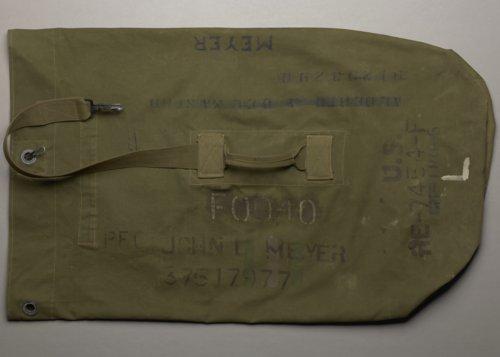 Army duffel bag - Page