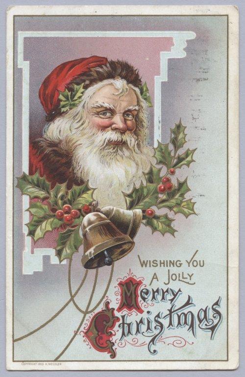 Christmas postcard - Page
