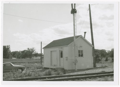 Chicago, Rock Island & Pacific Railroad or Missouri Pacific Railroad depot, Clyde, Kansas - Page