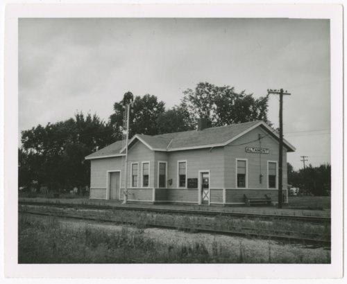 St. Louis-San Francisco Railway depot, Altamont, Kansas - Page