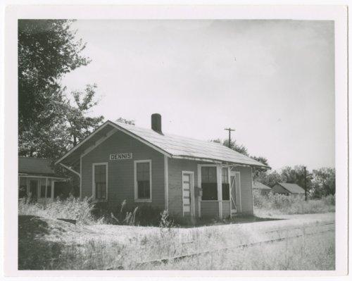 St. Louis-San Francisco Railway depot, Dennis, Kansas - Page