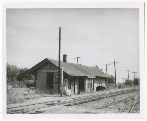 Missouri-Kansas-Texas Railroad depot, Savonburg, Kansas - Page