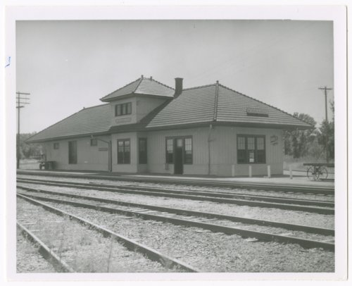 Missouri-Kansas-Texas Railroad depot, Moran, Kansas - Page