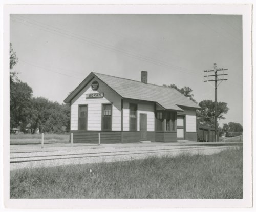 Missouri Pacific Railroad depot, Moran, Kansas - Page
