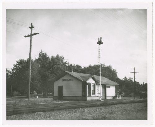 Missouri Pacific Railroad depot, Greeley, Kansas - Page