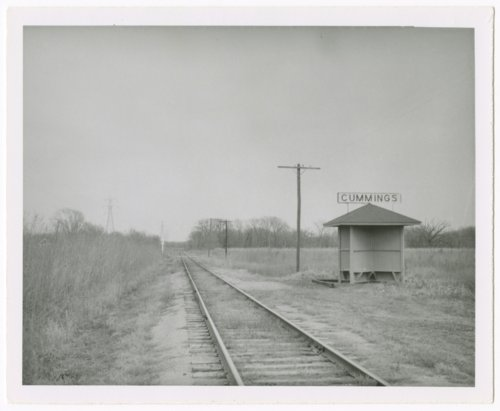 Atchison, Topeka & Santa Fe Railway Company shed depot, Cummings, Kansas - Page